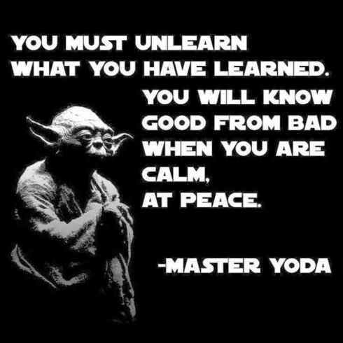 yoda-on-unlearning-what-you-learned